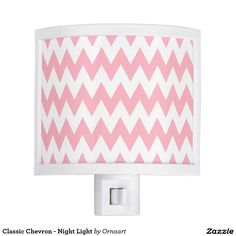 Classic Chevron - Night Light