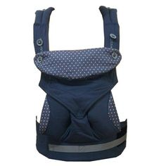 KatyLand Baby Carrier Backpack 360 - 4 Ergonomic Carry Positions - Organic Cotton Machine Washable - Baby Sling Carrier adjustable with Sleeping Hood Blue Best Baby Carrier, Baby Sling, Baby Bassinet, Baby Boy Nurseries, Funny Babies, Trendy Baby, Baby Pictures, Baby Car Seats, New Baby Products