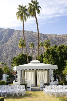 modern viceroy palm springs wedding.
