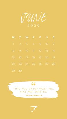 Excellent Photographs June 2020 calendar wallpaper Tips Quick…you require to manufacture a schedule for ones boy's group, detailing all of routines, vid Iphone 7 Wallpapers, Cute Wallpapers, Phone Backgrounds, Calendar Quotes, Calendar Design Template, Bujo, Calendar June, Calendar Wallpaper, Most Beautiful Wallpaper