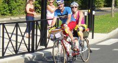 Tandem Bicycles at Paris-Brest-Paris 2011