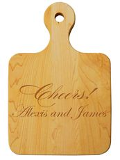 Maple 12 inch Artisan Cutting Board #StationeryStudio