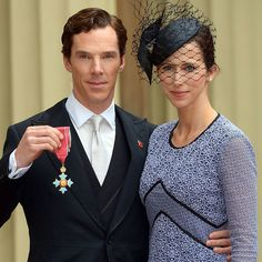 Benedict Cumberbatch and Wife Sophie Hunter Are Basically Royalty Now