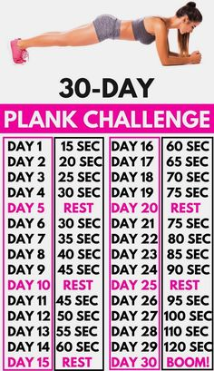 The NEW Plank Challenge (TONE EVERY INCH!) Over people start the plank challenge every month. Because this plank workout is a real muffin top DESTROYER. If you want a flat belly. 30 Day Plank Challenge, Weight Loss Challenge, Weight Loss Diet Plan, Lose Weight, Muffin Top Challenge, Thigh Challenge, Lose Fat, Diet Challenge, Monthly Workout Challenge