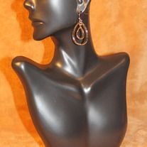 Products · hammered earrings · DMS Studio's Store Admin