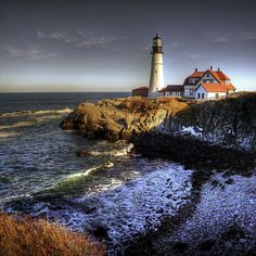 If you know me..then you know that Maine has always been my dream place to live :)