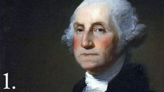 "George Washington: ""When the French Revolution led to a major war between France and England, Washington refused to accept entirely the recommendations of either his Secretary of State Thomas Jefferson, who was pro-French, or his Secretary of the Treasury Alexander Hamilton, who was pro-British. Rather, he insisted upon a neutral course until the United States could grow stronger.To his disappointment, two parties were developing by the end of his first term."""