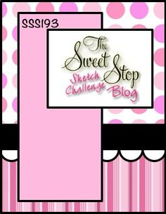The Sweet Stop: Sweet Sketch Saturday #193