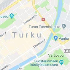 Turunlinna oli Suomen loistokkain keskus 1500-luvulla | Kohokohteet.fi Map, Location Map, Maps