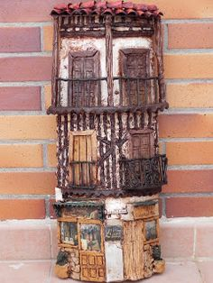 1000 images about decorated roof tiles on pinterest - Tegole decorate istruzioni ...