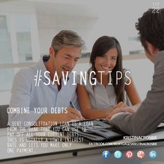Tips to pay off your debt faster! Get great tips for your savings, debt and mortgage here: http://kristinacrosbie.blogspot.ca/2013/10/paying-off-debt-fast.html