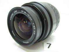 L1824HA KYOCERA AF 28-70mm F3.5-4.5 φ52 ジャンク_画像1