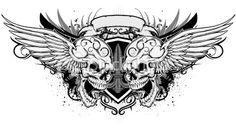 Skulls n Wings