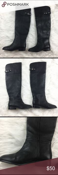 12cb0b3870d5 No box size These boots go over the knee. These run a little big