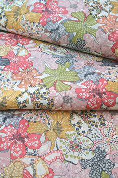 I just LOVE this fabric!