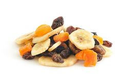 Convenience Store Snacks……..Dried Fruit….. Try buying a small portion or rationing out smaller portions from the big bags. A natural source of energy for athletes on the go. Some dried fruits such as dates and figs are a good source of certain antioxidants, like Phenols, a type of antioxidant that can be more abundant in dried fruits than in some fresh fruits. Beware of overeating dried fruit however, as the calories can add up quickly!