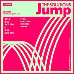 THE SOLUTIONS concert 'JUMP'