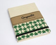 Limited-edition handmade Portugal tiles notebook