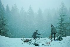 winter picnic by tim roth for poler