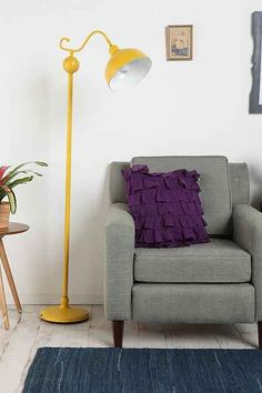 Stella Floor Lamp - Urban Outfitters