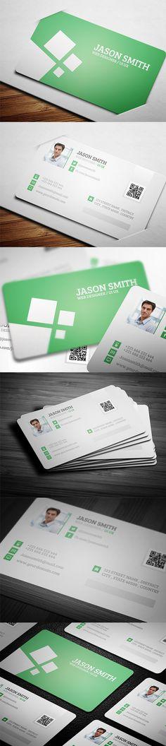business cards template design - 5 #businesscards #businesscardtemplates #creativebusinesscards