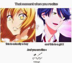 TRAPS. TRAPS EVERYWHERE | Love Stage! And Gekkan Shoujo Nozaki-kun