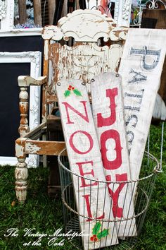 "Sweet Magnolias Farm: Happy New Year ! and some Fun Photos from ""The Vintage Marketplace at the ""Oaks""!"
