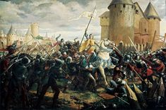 Battle of Compiegne