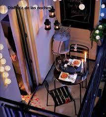 decoracion balcon - Buscar con Google