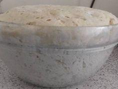 Pan amasado con aceite Receta de Jacqueline Ramirez- Cookpad Empanadas, Feta, Cheese, Tableware, Frases, Bread Recipes, Oil, Food, Homemade