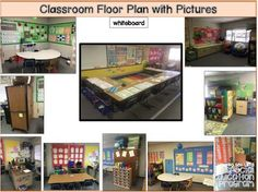 """The Autism Adventures of Room 83: """"How To Set Up A Special Education Program""""- FLOOR PLANS!"""