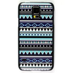JIAXIUFEN Aztec Tribal Rigid Back Cover Skin Protector Phone Case For Samsung Galaxy S5 S 5 SV SM-G900F i9600:Amazon:Cell Phones & Accessories
