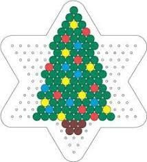 Billedresultat for perler bead ideas christmas
