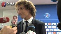 PSG / Bastia - La réaction de David Luiz