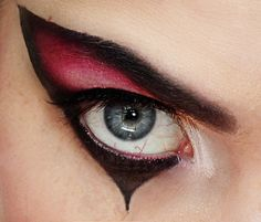 #PANDORAloves ... Halloween makeup! #makeup #halloween