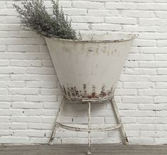 Railey - trains or stuffed animals? Planter On Stand   Large Outdoor Planters   Wall Bin   Metal Tub