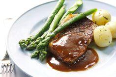 Crock Pot Recipes, Healthy Crockpot Recipes, Slow Cooker Recipes, Beef Recipes, Soup Recipes, Delicious Meals, Recipies, London Broil, Brown Sauce