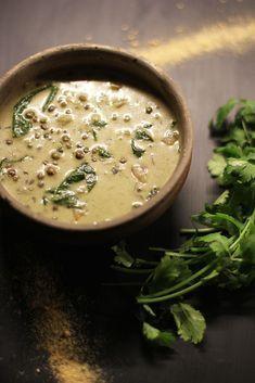 Soupe de lentilles, lait de coco et épices — The Flying Flour Linsensuppe, Kokosmilch und Gewürze – The Flying Flour
