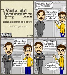 Troca a Logo Marca #ecommerce