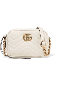 Gucci | GG Marmont Camera mini quilted leather shoulder bag | NET-A-PORTER.COM