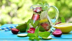 erfrischende limonaden mit heilkräutern