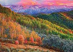 Mega Puzzles - High Country Autumn