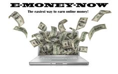 Only $8 can change your life! This is the E-MONEY-NOW program.