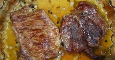 Baked Iberian Secret- Fabulous recipe for Baked Iberian Secret. The secret is one of the tastiest parts of the pig, if you have not tried it I advise you to do it -
