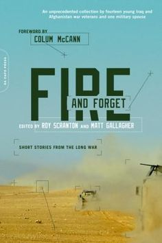 """""""A collection of short stories about the wars in Iraq and Afghanistan."""""""