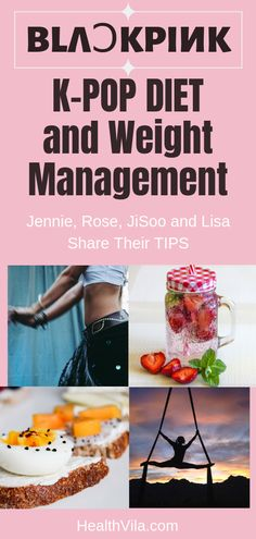 Blackpink Kpop idol diet plan for Weightloss and their workout routine: Korean s. Blackpink Kpop idol diet plan for Weightloss and their workout routine: Korean stars Jennie, Lisa, JiSoo and Rose sh Quick Weight Loss Tips, Weight Loss Plans, Fast Weight Loss, How To Lose Weight Fast, Losing Weight, Weight Gain, Weight Control, Fat Fast, Extreme Weight Loss