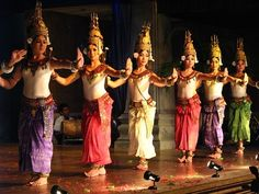 If I am blessed with a daughter, she will learn the traditional Khmer dances just as I have.
