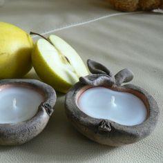 Jablíčko - svícen