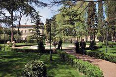I Giardini rinascimentali di Villa Farnesina