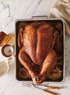 Thanksgiving is about gathering friends and family around the table. and that the meal prep doesn't take over the holiday.Enter my Stuffed Turkey Roast with Sausage. Other Recipes, Great Recipes, Biggest Chicken, Pistachio Recipes, Ginger Honey Lemon, Turkey Gravy, Best Comfort Food, Honey